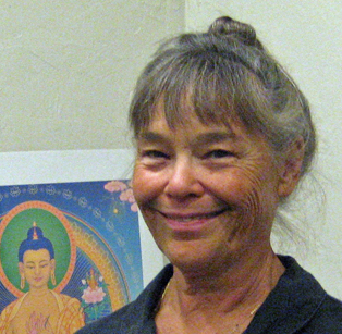 Mary Harvey, Lompoc, Branch teacher, Buddhist teacher